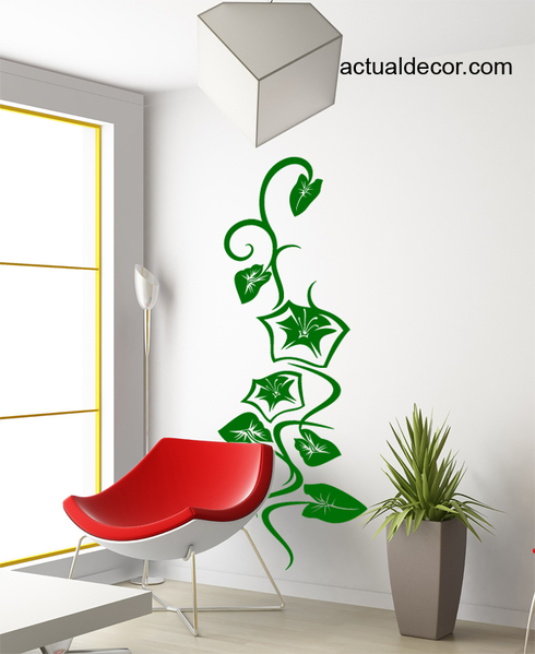 decoracion mueble sofa paredes de vinilo precio