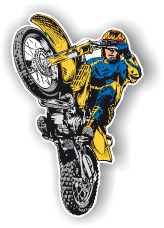 Pegatina Red Bull Fighters TRANS0014