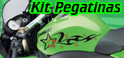 Pegatinas Kit Motos
