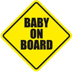 Pegatina Baby on Board - bab002